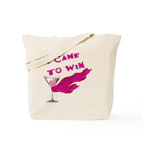 I Came To Win (3) Tote Bag