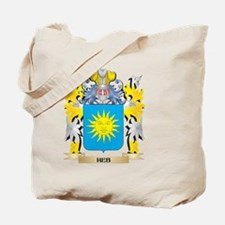 Heb Coat of Arms - Family Crest Tote Bag
