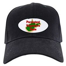 West Virginia Vegetative State Baseball Hat