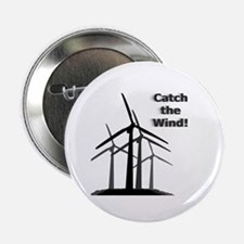 """Catch the Wind 2.25"""" Button"""