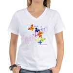 Radiate Women's V-Neck T-Shirt