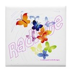 Radiate Tile Coaster