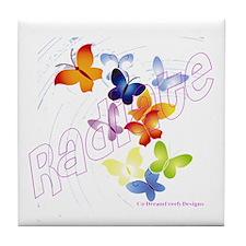 Radiate Tile Coaster