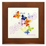 Radiate Framed Tile