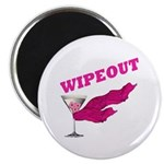 Wipeout Dice Game Magnet