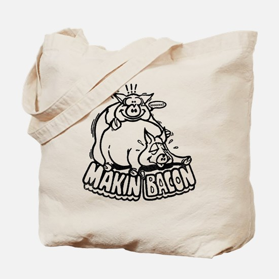 Makin Bacon Tote Bag