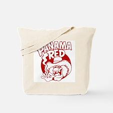Panama Red Tote Bag