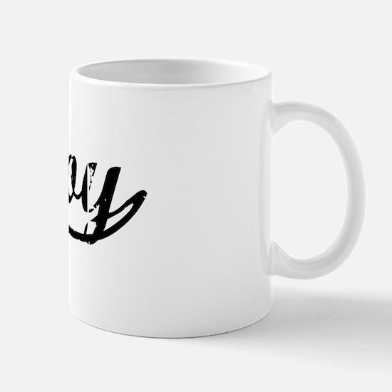 Vintage McCoy (Black) Mug