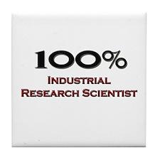 100 Percent Industrial Research Scientist Tile Coa
