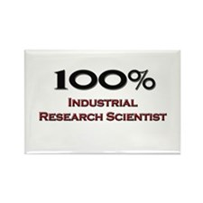 100 Percent Industrial Research Scientist Rectangl