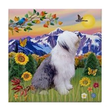 Mt Country OES Tile Coaster