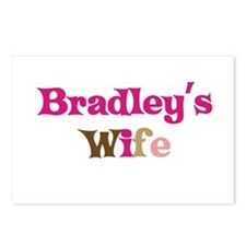 Bradley's Wife Postcards (Package of 8)