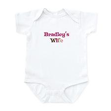Bradley's Wife Infant Bodysuit