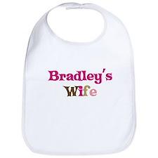 Bradley's Wife Bib