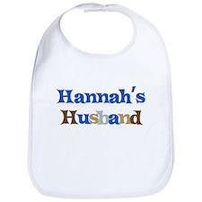Hannah's Husband Bib
