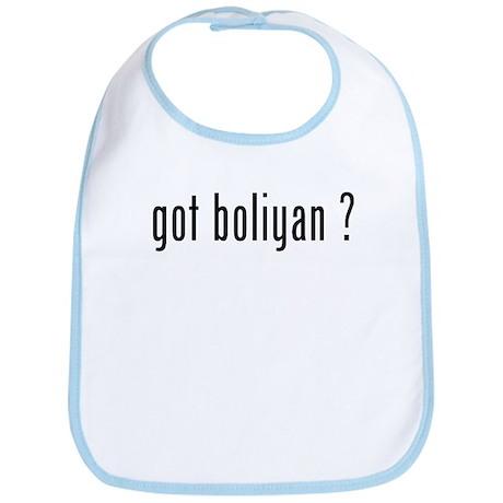 got boliyan ? Bib