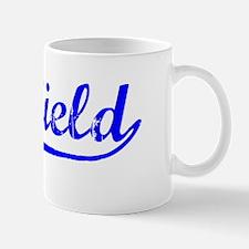 Vintage Fairfield (Blue) Mug