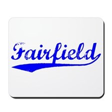 Vintage Fairfield (Blue) Mousepad