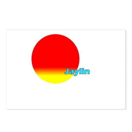 Jaylin Postcards (Package of 8)