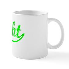 Vintage Knight (Green) Mug
