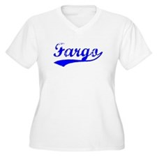 Vintage Fargo (Blue) T-Shirt