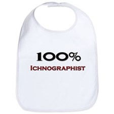 100 Percent Ichnographist Bib