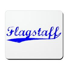 Vintage Flagstaff (Blue) Mousepad