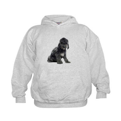 Bedlington Terrier Picture - Kids Hoodie