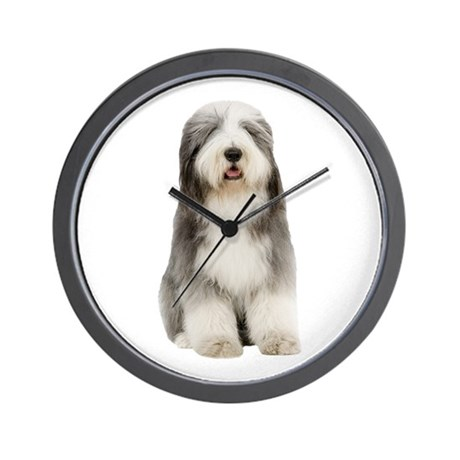 Bearded Collie Picture - Wall Clock