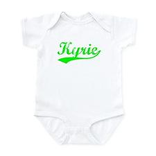 Vintage Kyrie (Green) Infant Bodysuit