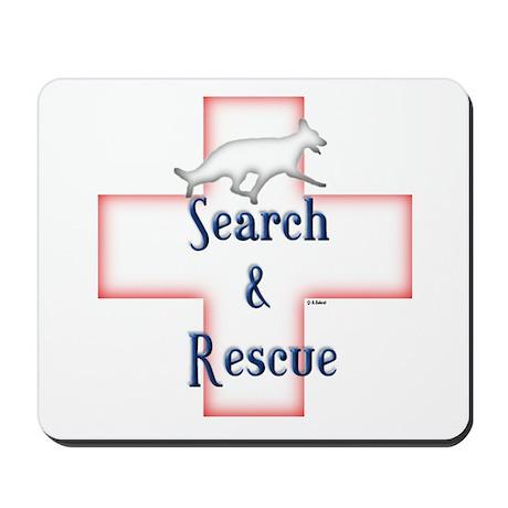 Search & Rescue Mousepad