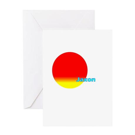 Jaxon Greeting Card