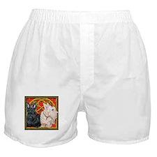 Scottish Terriers Celtic Dogs Boxer Shorts
