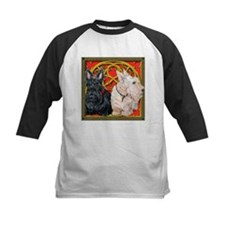 Scottish Terriers Celtic Dogs Tee