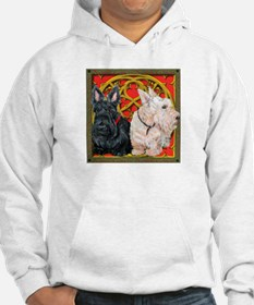 Scottish Terriers Celtic Dogs Hoodie