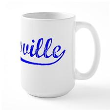 Vintage Gainesville (Blue) Mug