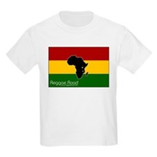Reggae Road Africa Kids Tee