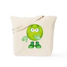 Smile Sick Tote Bag