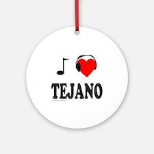 TEJANO MUSIC Ornament (Round)