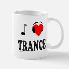 TRANCE MUSIC Small Small Mug