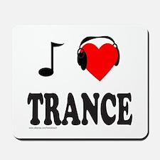 TRANCE MUSIC Mousepad
