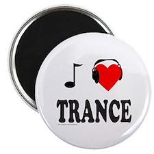 TRANCE MUSIC Magnet