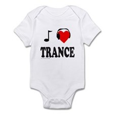 TRANCE MUSIC Infant Bodysuit