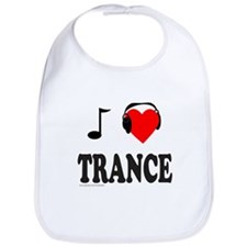 TRANCE MUSIC Bib