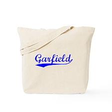 Vintage Garfield (Blue) Tote Bag