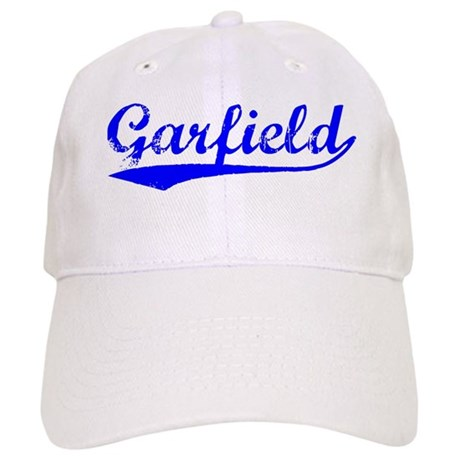 Vintage Garfield (Blue) Cap