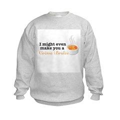 Creme Brulee Sweatshirt