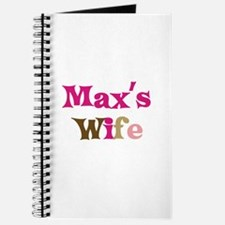 Max's Wife Journal
