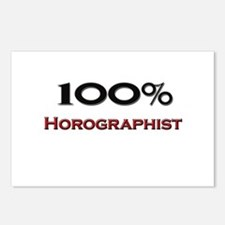 100 Percent Horographist Postcards (Package of 8)