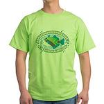 Humuhumu Green T-Shirt